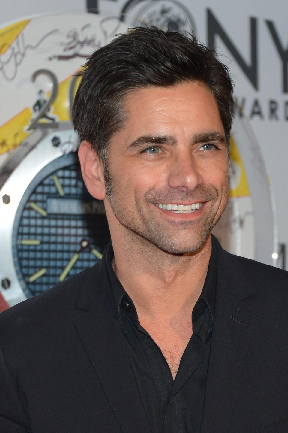 "<b>John Stamos:</b> ""what devastating news to wake up to. my heart is with everyone involved in the Aurora #theatershooting. what the world needs now is... (Photo by Mike Coppola/Getty Images)"