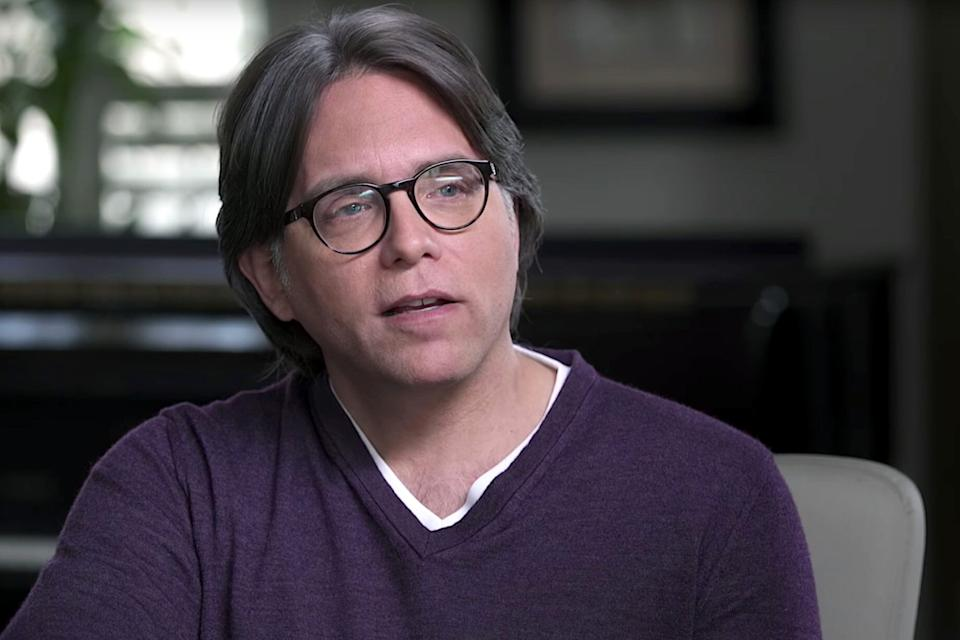 Keith Raniere will be sentenced today for his role in running Nxivm. (Photo: YouTube)