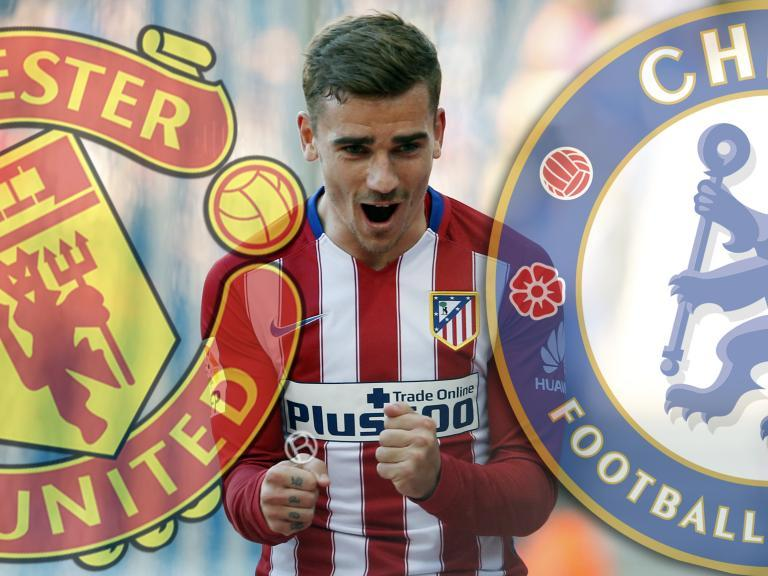 Chelsea to rival Manchester United for Antoine Griezmann transfer this summer