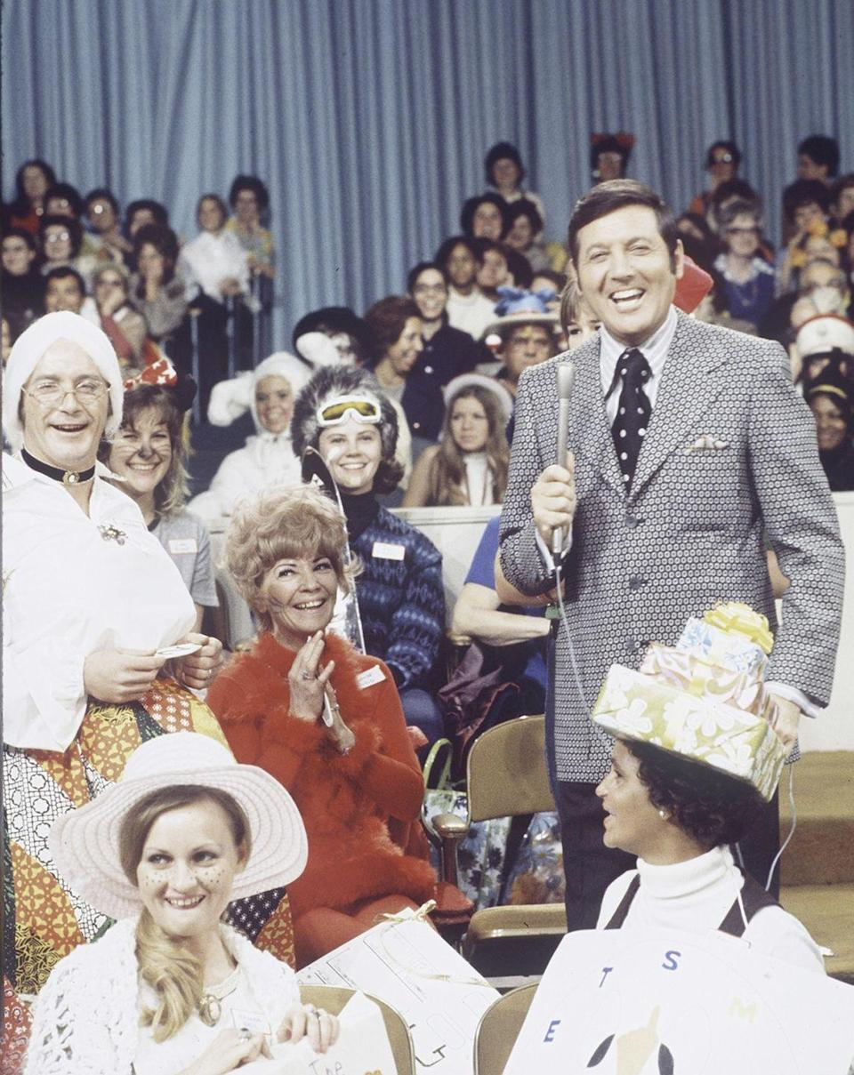<p>Monty Hall started working in radio in Canada before moving to New York City. <em>Let's Make a Deal </em>was developed, produced and hosted Hall in 1963. The show, known for having contestants in wild costumes, shifted around in daytime and primetime. Hall concluded hosting duties in 1986 on <em>The All-New Let's Make a Deal. </em>Hall died from heart failure in 2017.</p>