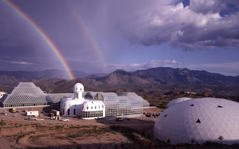 Biosphere 2 is no longer a closed system, but remains a scientific research facility - NEON