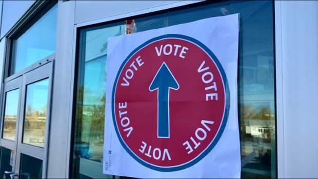 N.W.T. election polling station Oct. 1, 2019. Before you vote, take a look at what each party is promising for the North. (Randall McKenzie/CBC - image credit)