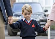 <p>This 7-year-old's got a lot to look forward to: He could one day follow in his grandfather and father's footsteps to become king of the Commonwealth. If and when Prince George has children of his own, they'll jump in line right behind him.</p>