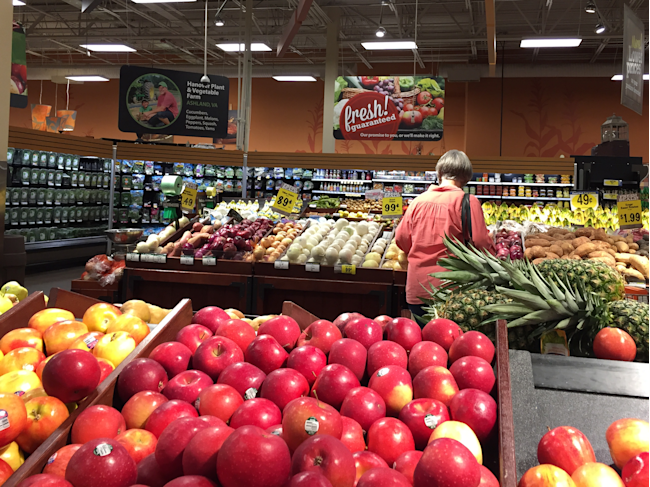 We compared whole foods prices to those of its biggest competitor kroger malvernweather Images
