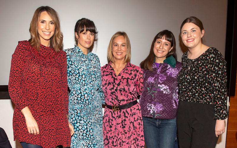 Alex Jones, Isabel Spearman and Katherine joined Stella editor Marianne Jones and fashion editor Caroline Leaper for our panel discussion - PAUL GROVER