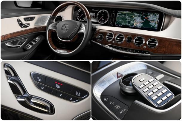 2014 mercedes benz s550 your self driving luxury suite awaits motoramic drives - Mercedes Benz 2014 S550