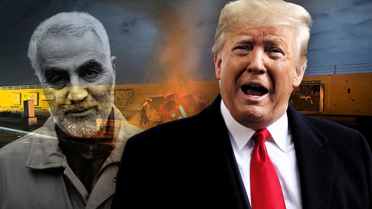 Trump: Soleimani 'should have been taken out many years ago!'