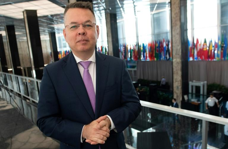Pastor Andrew Brunson's two-year detention in Turkey sent tensions soaring with the United States