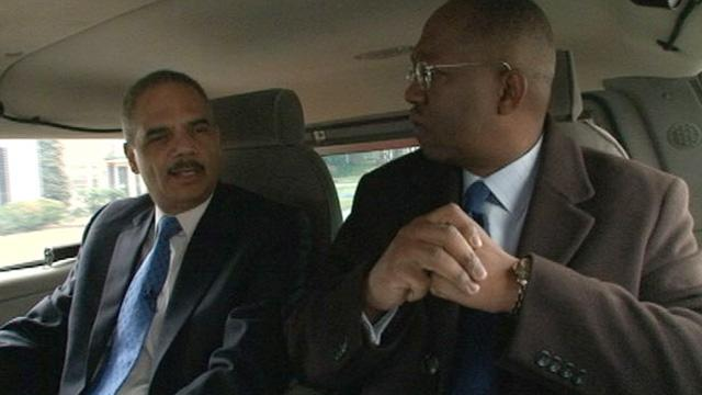 Eric Holder: Gay Marriage Is the Next Civil Rights Issue