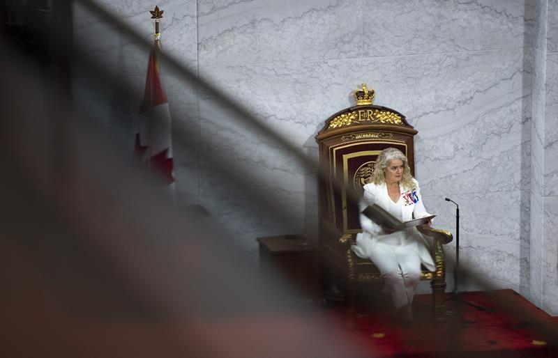 Throne speech promises on tackling systemic racism earn mixed reactions