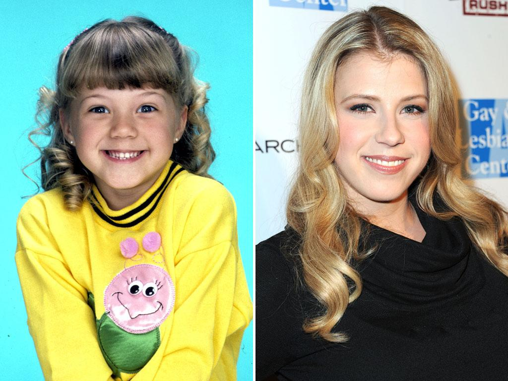 """<b>Jodie Sweetin (Stephanie Tanner)<br><br></b>Prior to being cast as Stephanie Tanner on """"Full House,"""" Jodie Sweetin had only had two high-profile TV jobs: one episode each of """"Jim Henson Presents Mother Goose Stories"""" and """"Valerie."""" Despite her lack of experience, she was ready for the job.<br><br>When """"Full House"""" came to an end, the 13-year-old actress found herself without a job. Sweetin turned her attention to education, first graduating from Los Alamitos High School in 1999 and then attending Chapman University in Orange, California. Sweetin would reveal in her 2009 memoir, """"unSweetined,"""" that she abused the drugs ecstasy and cocaine in the years following the end of """"Full House.""""<br><br>Sweetin didn't get any industry work amid all of her post-""""House"""" troubles, but she's started to rebuild her career. In 2006, she hosted the Fuse series """"Pants-Off Dance-Off."""" She's appeared in the films """"Redefining Love"""" and """"Port City."""" She also accepted an offer to team up with her past co-star Dave Coulier for the Web series """"Can't Get Arrested.""""<br><br>Sweetin married film transportation coordinator Cody Herpin in 2007, and they had one daughter, Zoie Laurelmae. A bitter custody battle ensued during their 2008 split, which led to allegations from Herpin that Sweetin drove with her baby while drunk. Sweetin insists that she's cleaned up her act -- leaving crystal meth behind and embracing sobriety. She's currently engaged to DJ/musician Morty Coyle, with whom she has a daughter, Beatrix Carlin."""