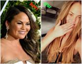 <p>When: July 3, 2017<br>Chrissy Teigen has always loved to play around with her gorgeous tresses, and recently the supermodel shared a pic on Twitter of her new summer 'do: long, blonde, Rapunzel-length locks! A far cry from her trademark brunette, but her fans absolutely adore the lighter highlights and insist the 31-year-old is giving them summer vibes. What do you think? (Photos: Getty/Twitter) </p>