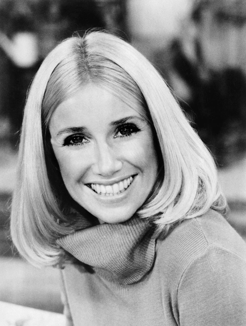 Suzanne Somers as Chrissy Snow in Three's Company.
