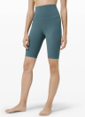 "<p><strong>Lululemon</strong></p><p>lululemon.com</p><p><a href=""https://go.redirectingat.com?id=74968X1596630&url=https%3A%2F%2Fshop.lululemon.com%2Fp%2Fwomen-shorts%2FAlign-SHR-Short-10-MD%2F_%2Fprod9770171&sref=https%3A%2F%2Fwww.seventeen.com%2Ffashion%2Fg34041215%2Flululemon-black-friday-deals-2020%2F"" rel=""nofollow noopener"" target=""_blank"" data-ylk=""slk:Shop Now"" class=""link rapid-noclick-resp"">Shop Now</a></p><p><strong><del>$58</del> $39 (32% off)</strong></p><p>HURRY! These seamless bike shorts are still in stock in sizes 2-12. </p>"