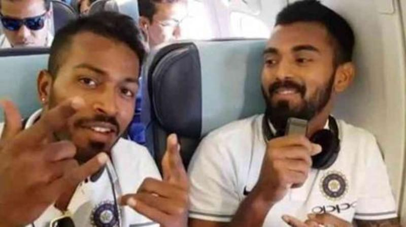 Pandya, Rahul fined Rs. 20 lakh each: Details here