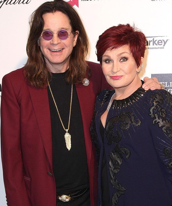 One of Ozzy's ex-managers say the couple's split is a publicity stunt. Photo: Getty Images