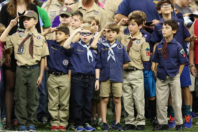 The Boy Scouts now welcome all. (Photo: John Bunch/Getty Images)