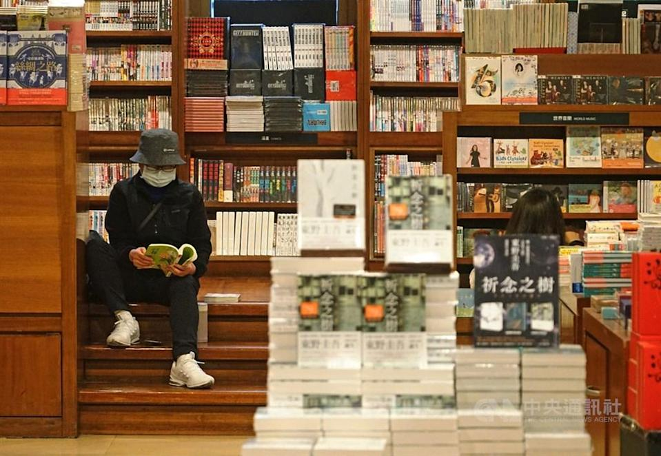 <p>Eslite bookstore (Photo courtesy of CNA)</p>