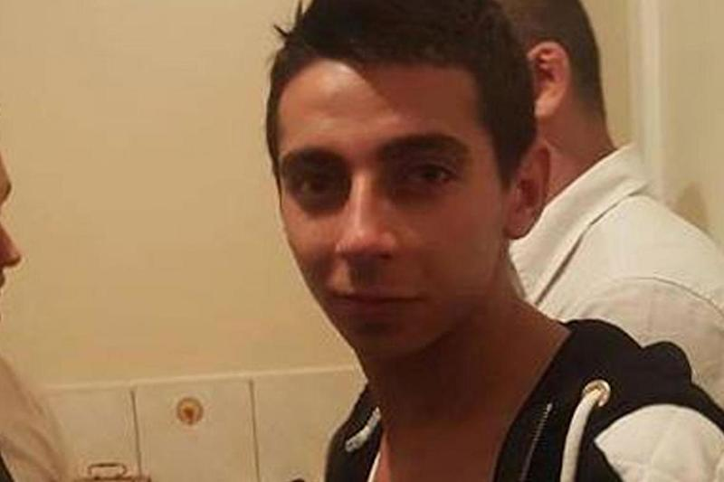 Raul Nicolaie, said to be in his 20s, was rushed to hospital but died from stab injuries
