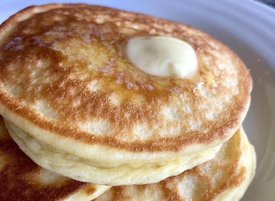 keto pancakes - 63+ Best Healthy Keto Recipes To Keep You In Ketosis