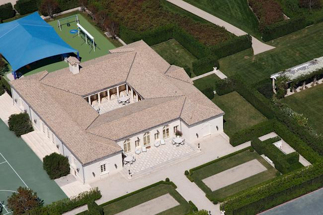 11 crazy facts about junk bond billionaire ira rennert 39 s for Mansions in the hamptons for sale