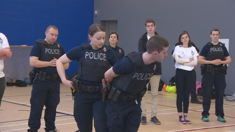 RNC cadets to be paid in new, shorter training program as force launches recruiting blitz