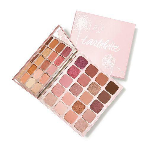 """<p><strong>Tarte Cosmetics</strong></p><p>dermstore.com</p><p><strong>$36.00</strong></p><p><a href=""""https://go.redirectingat.com?id=74968X1596630&url=https%3A%2F%2Fwww.dermstore.com%2Fproduct_tartelette%2Bjuicy%2BAmazonian%2Bclay%2Beyeshadow%2Bpalette_83650.htm&sref=https%3A%2F%2Fwww.harpersbazaar.com%2Fbeauty%2Fg36492774%2Fdermstore-summer-sale-2021%2F"""" rel=""""nofollow noopener"""" target=""""_blank"""" data-ylk=""""slk:Shop Now"""" class=""""link rapid-noclick-resp"""">Shop Now</a></p><p>Including a mix of matte, pearlescent, and metallic shades, this palette offers more than just your basic taupes and nudes (though it has those too).</p>"""