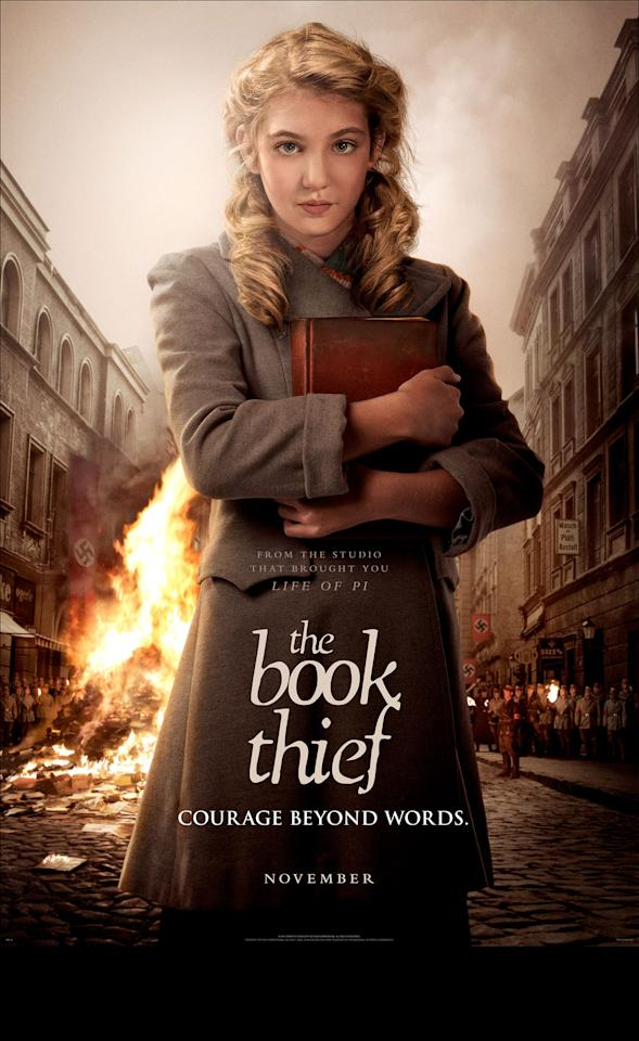 "Sophie Nélisse stars in 20th Century Fox's ""The Book Thief"" - 2013"