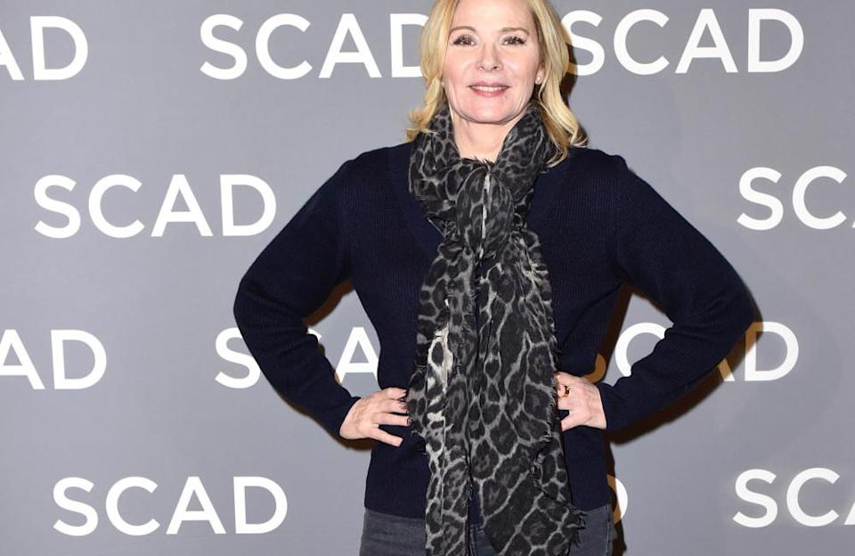 """Fitting to the character she portrays in 'Sex and the City', Samantha Jones, the actress revealed in 2008 to be a huge fan of Botox. She told the Huffington Post that she used the injectable to get rid of an annoying """"crease"""" between her eyebrows."""