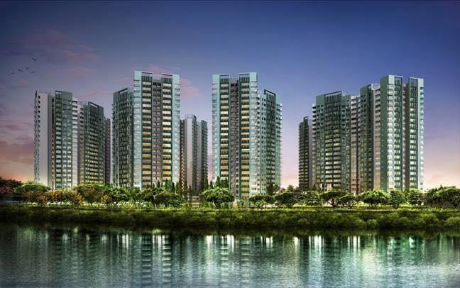 Fervale Riverbow is one of the hdb mop projects in 2020