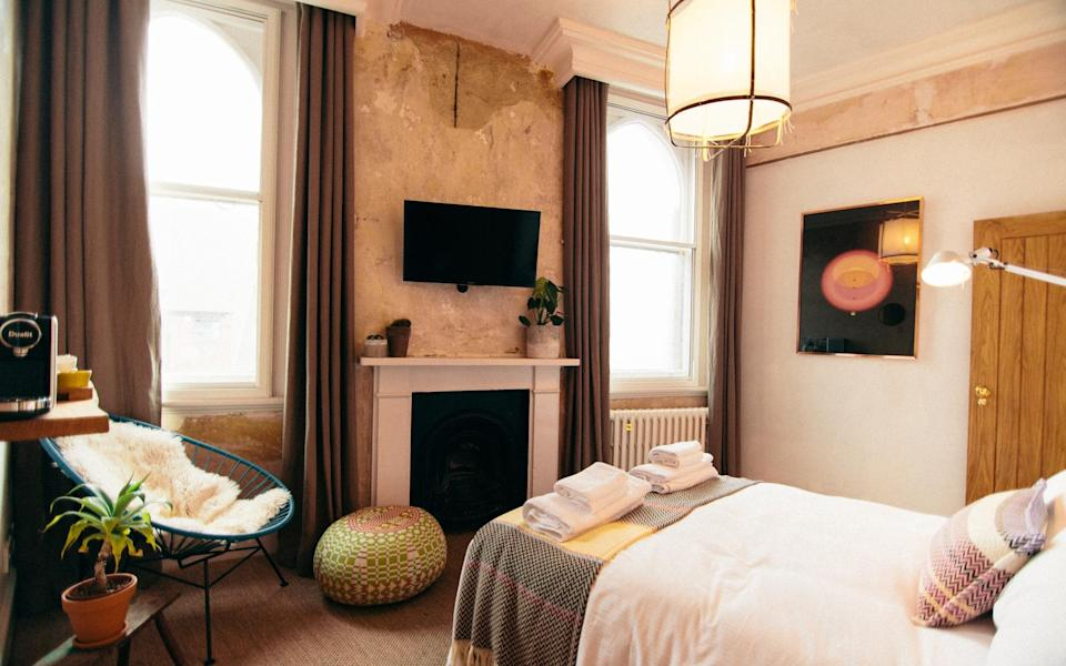 The Culpeper has been spruced up in East London fashion, with a stylish restaurant and bedrooms