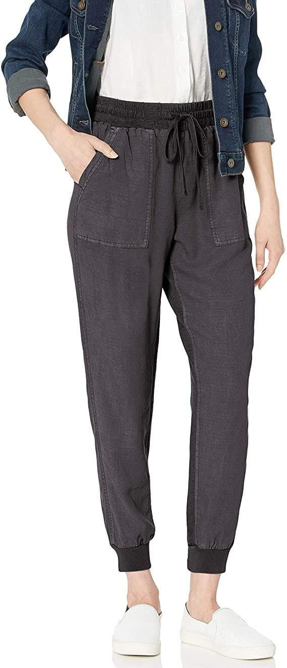 <p>The material on these <span>Splendid Jogger Casual Pants</span> ($55-$153) is so soft.</p>