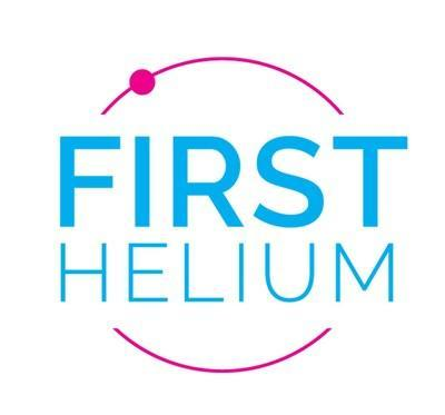Logo First Helium Inc. (CNW Group / First Helium Inc.)