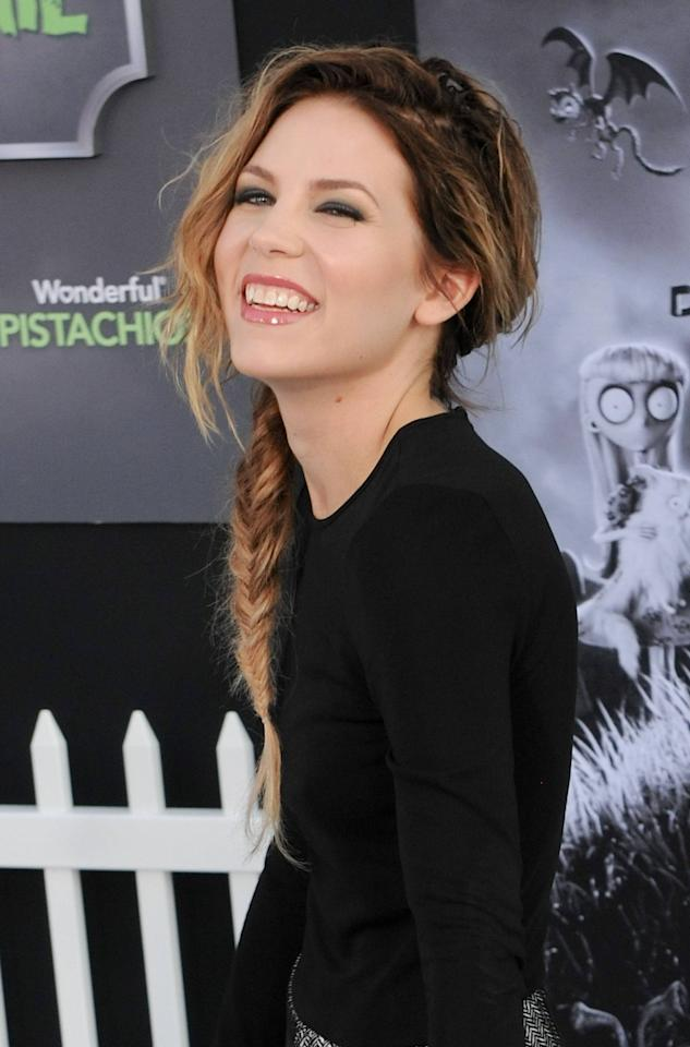 Skylar Grey Disney's 'Frankenweenie' premiere at the El Capitan Theatre  Hollywood, California - 24.09.12 Mandatory Credit:Daniel Tanner/ WENN.com