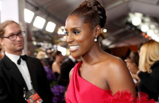 Issa Rae to Write, Star and Produce Feature Comedy 'Perfect Strangers' for Spyglass and Eagle Pictures