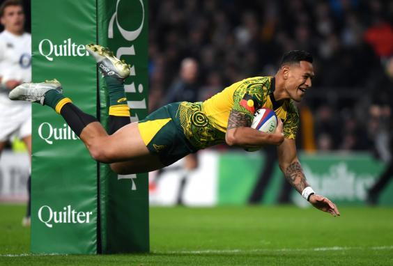 Israel Folau sacked: Rugby Australia terminate full-back's contract after latest anti-gay Instagram comments