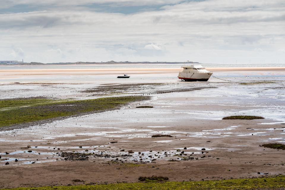 Bring your pets to Haverigg Beach. (Getty Images)
