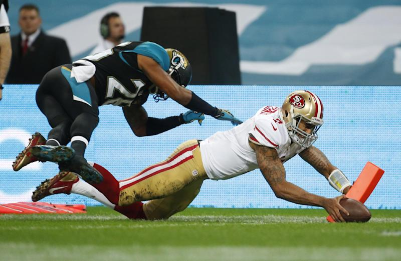 5 things to know from 49ers' win over Jaguars