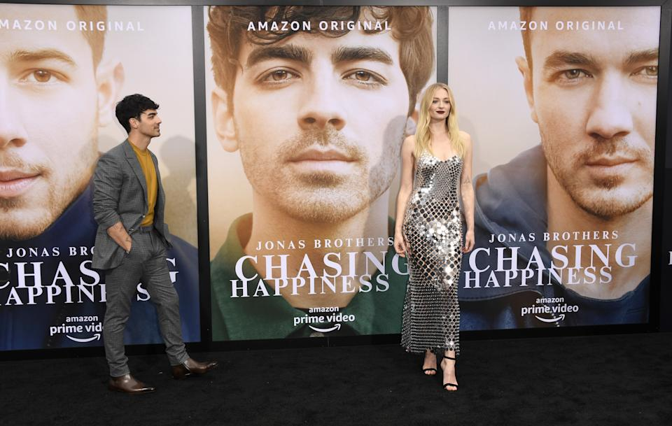 """<h1 class=""""title"""">Premiere Of Amazon Prime Video's """"Chasing Happiness"""" - Arrivals</h1><cite class=""""credit"""">Frazer Harrison/Getty Images</cite>"""