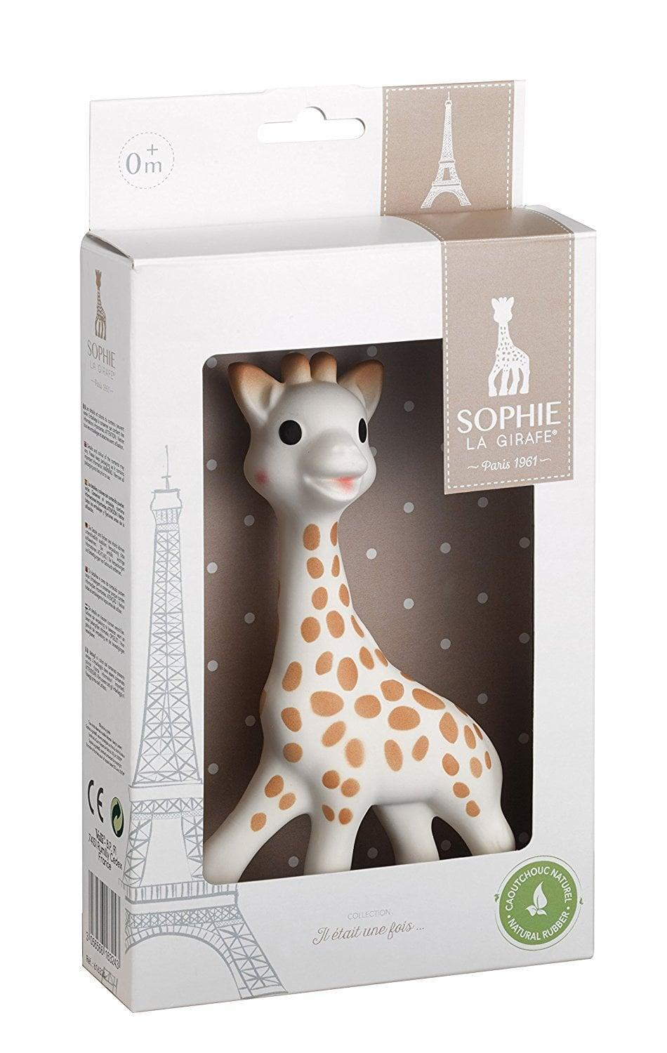 <p>What is a baby without a <span>Sophie the Giraffe Natural Teether</span> ($24)?</p>
