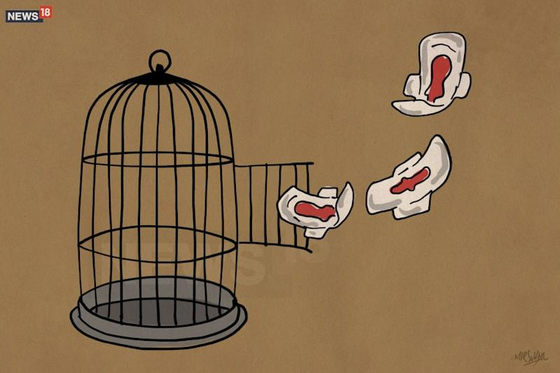 OPINION | Menstrual Hygiene in Indian Prisons Needs Attention. Period