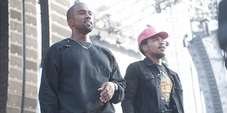 """Chance on Kanye's Trump Tweets: """"Black People Don't Have to Be Democrats"""""""