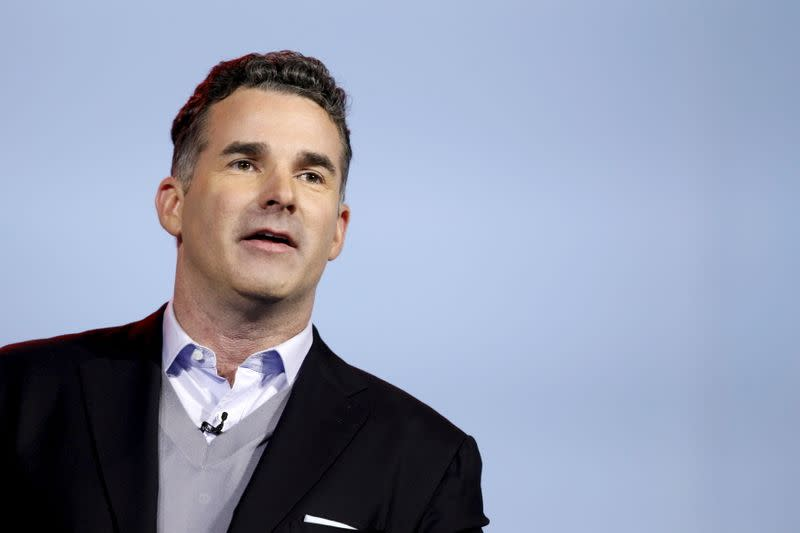 FILE PHOTO: Under Armour founder and CEO Plank speaks during an IBM keynote address at 2016 CES trade show in Las Vegas