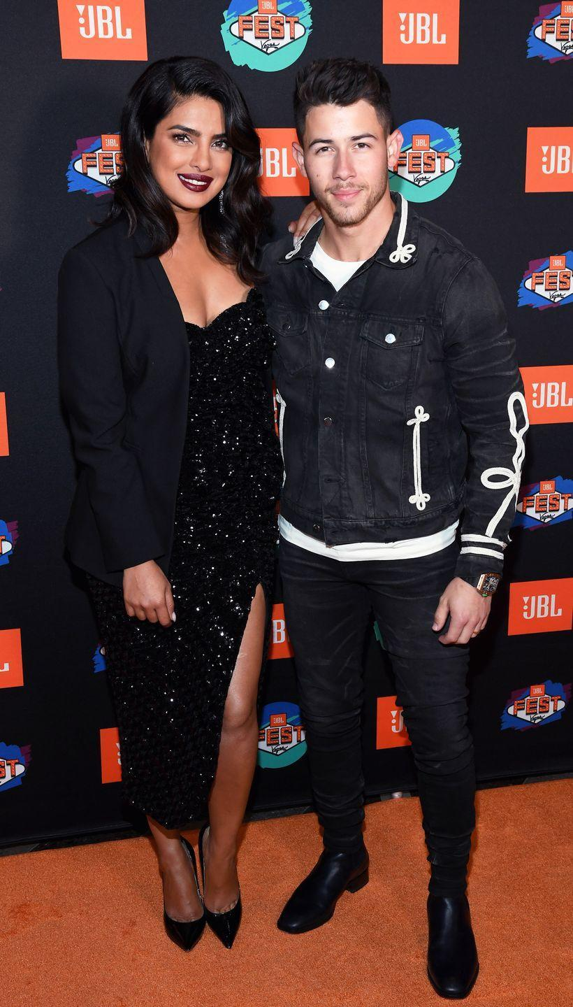 "<p>No one saw this relationship coming, and it came <em>fast</em>. After only a few months of dating, Nick Jonas and Priyanka Chopra got engaged in August 2018, then married in a series of elaborate ceremonies that December. </p><p>Chopra herself admitted that she didn't expect things to get so serious.</p><p>""I didn't think this would be what it turned out to be, and that's maybe my fault,"" she said at <a href=""https://pagesix.com/2019/04/12/priyanka-chopra-didnt-think-relationship-with-nick-jonas-would-last/"" rel=""nofollow noopener"" target=""_blank"" data-ylk=""slk:an event"" class=""link rapid-noclick-resp"">an event</a>. ""I judged a book by its cover. I think when I started actually dating Nick he surprised me so much.""</p>"