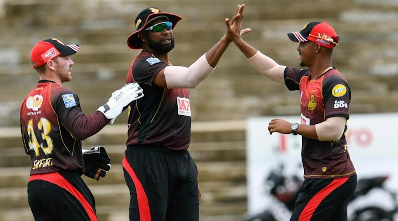 CPL 2020 Final: Trinbago Knight Riders Beat St Lucia Zouks by Eight Wickets to Lift Fourth Title