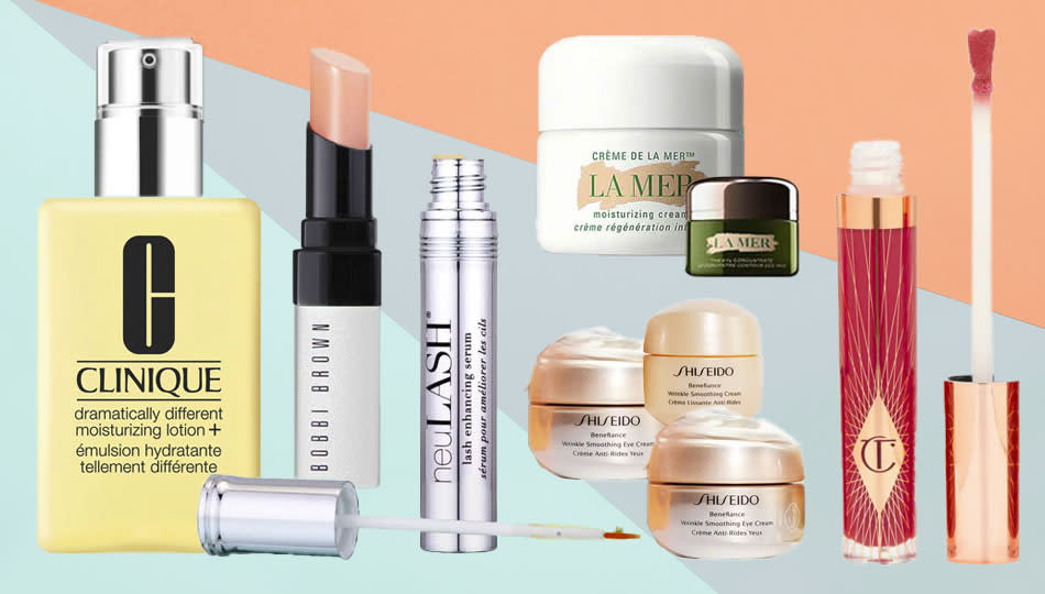 The Nordstrom Anniversary Sale is on — grab all your favorite anti-aging products for a steal. (Photo: Nordstrom/Getty)