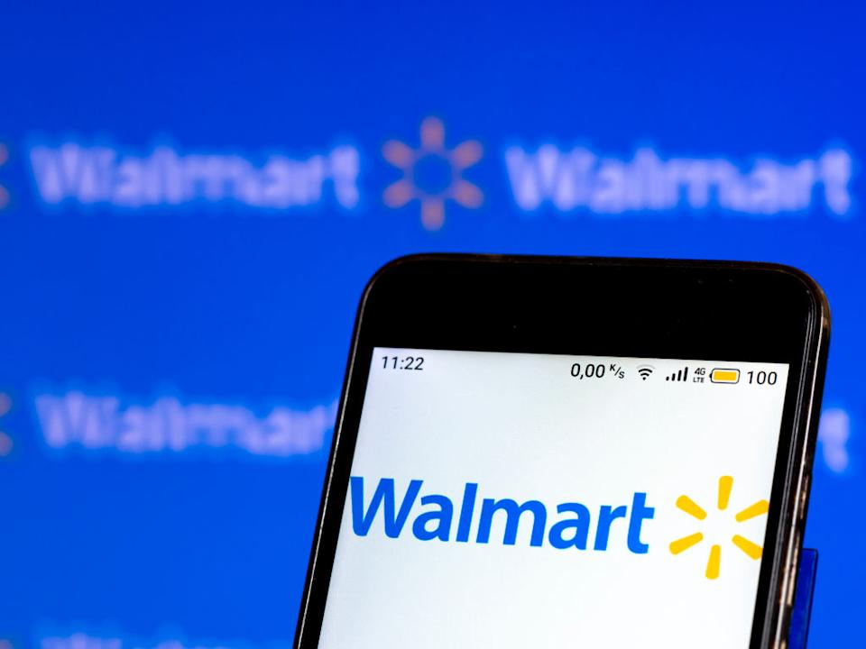 Walmart just dropped its jaw-dropping weekend deals. (Photo: Getty Images)
