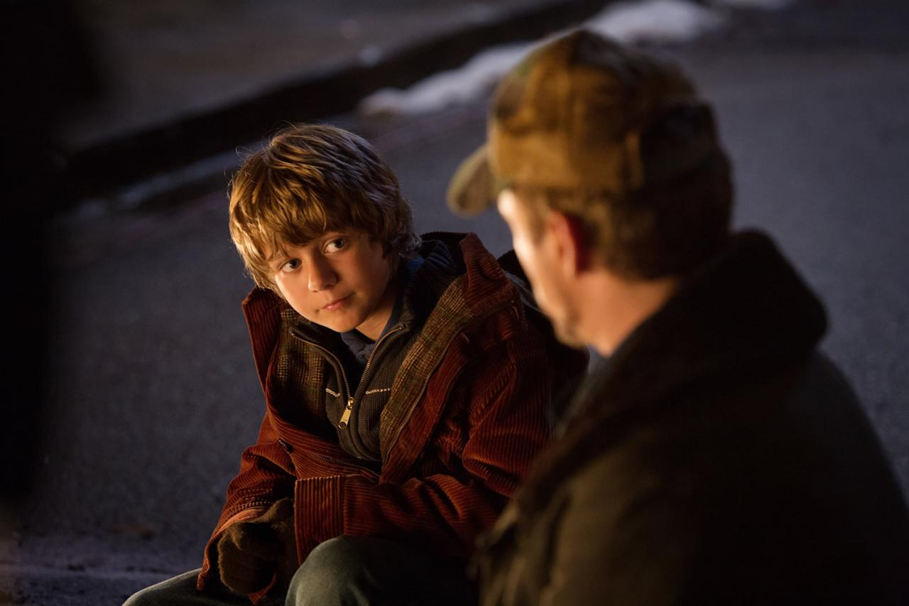 """<p>It's been a <em>hot</em> minute since we saw the little boy that helps Tony through his panic attacks in <strong>Iron Man 3</strong>. In a moment that shows how Tony's influence extends far beyond just the Avengers, <a href=""""https://www.popsugar.com/entertainment/Who-Boy-Tony-Funeral-Avengers-Endgame-46072446"""" >Harley is seen at Tony's lakeside funeral</a> at the end of <strong>Endgame</strong>, proving that the two apparently kept in touch all these years.</p>"""