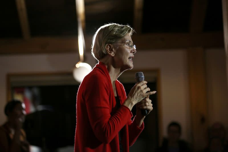 Energy billionaire asks Senator Warren to visit Oklahoma oil fields