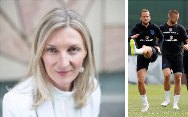 Meet Dr Pippa Grange: The psychologist trying to cure England's World Cup mental block